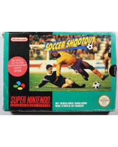 Jeu Soccer Shootout pour Super Nintendo