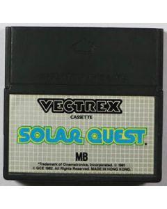 Jeu Solar Quest pour Vectrex