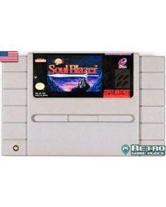 Jeu Soul Blazer pour Super NES
