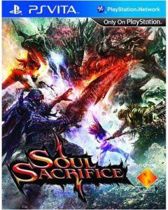 Jeu Soul Sacrifice pour PS Vita