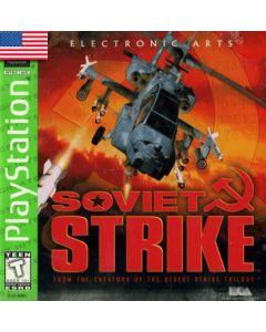 Jeu Soviet Strike (Version US) pour Playstation
