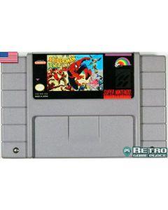 Jeu Spider-Man and the X-Men - Arcade's Revenge pour Super NES