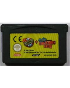 Jeu SpongeBob Squarepants & Friends Freeze Frame Frenzy pour Game Boy Advance