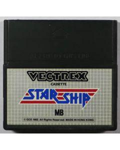 Jeu Star Ship pour Vectrex