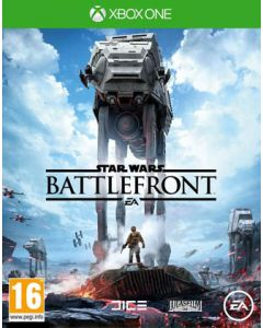 Jeu Star Wars - Battlefront pour Xbox One