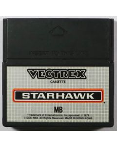 Jeu StarHawk pour Vectrex