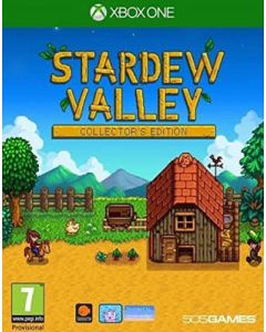 Jeu Stardew Valley Edition Collector (neuf) pour Xbox One