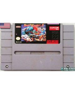Jeu Street Fighter 2 pour Super Nes
