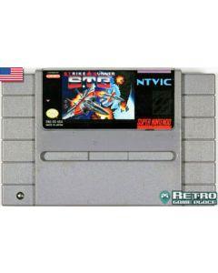 Jeu Strike Gunner pour Super NES