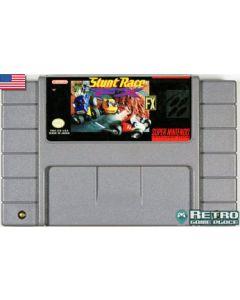 Jeu Stunt Race pour Super NES