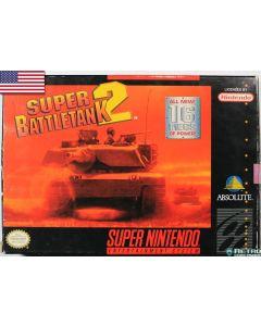 Jeu Super Battletank 2 pour Super NES