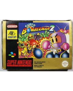 Jeu Super Bomberman 2 pour Super Nintendo