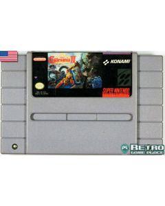 Jeu Super Castlevania 4 pour Super NES