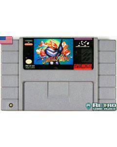 Jeu Super James Pond pour Super NES