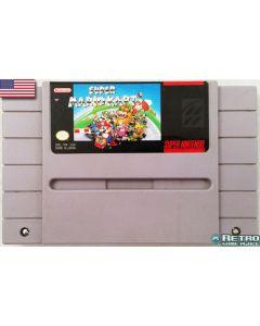 Jeu Super Mario Kart pour Super Nes