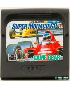 Jeu Super Monaco GP pour Game Gear