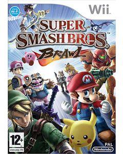 Jeu Super Smash Bros Brawl. pour Wii
