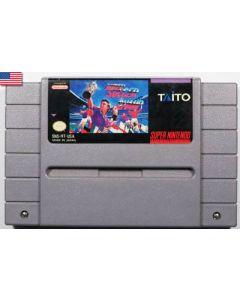 Jeu Super Soccer Champ pour Super NES