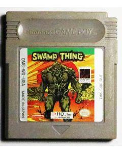 Jeu Swamp Thing pour Game Boy