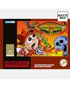 Jeu Sydney Hunter and the Caverns of Death (Mat) pour Super Nintendo