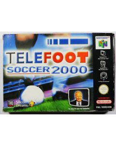 Jeu Telefoot 2000 pour Nintendo 64