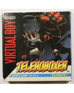 Jeu Teleroboxer pour Virtual Boy