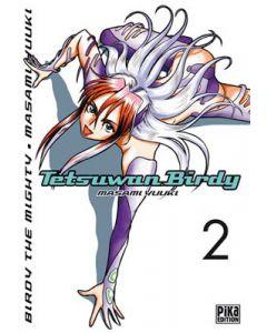 Manga Tetsuwan Birdy tome 02