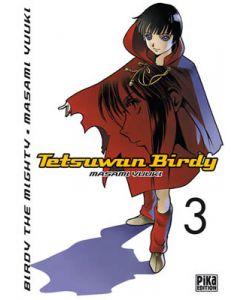 Manga Tetsuwan Birdy tome 03