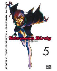 Manga Tetsuwan Birdy tome 05