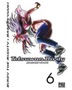 Manga Tetsuwan Birdy tome 06