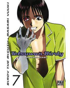 Manga Tetsuwan Birdy tome 07