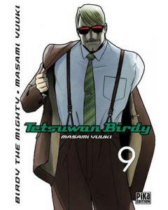 Manga Tetsuwan Birdy tome 09