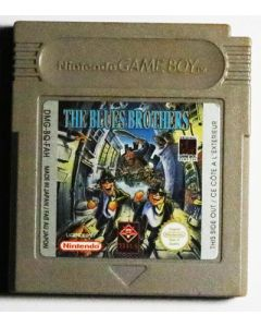 Jeu The Blue Brothers pour Game Boy