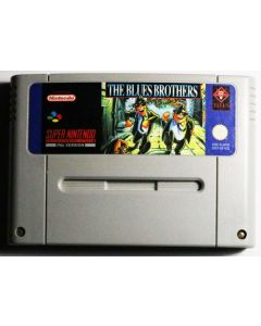 Jeu The Blue Brothers pour Super nintendo