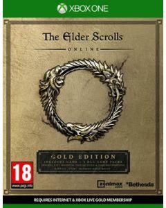 Jeu The Elder Scrolls Online - édition gold pour Xbox One
