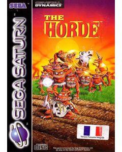 Jeu The Horde pour Sega Saturn