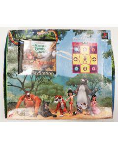 Jeu The Jungle Book Groove Party + Tapis en boîte pour PS1