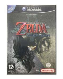 Jeu The Legend of Zelda Twilight Princess pour Gamecube