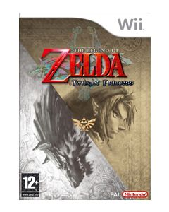 Jeu The Legend of Zelda Twilight Princess pour WII