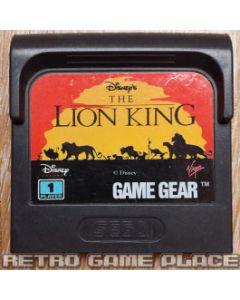 Jeu The Lion King pour Game Gear