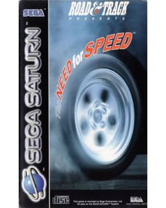 Jeu The Need For Speed pour Saturn