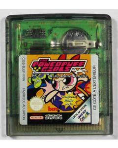 Jeu The Powerpuff Girls L'affreux Mojo Jojo pour Game Boy Color