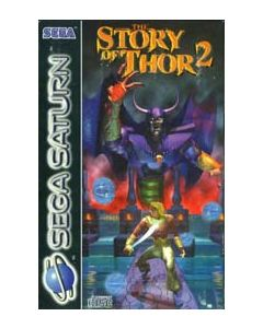 Jeu The Story of Thor 2 pour Saturn