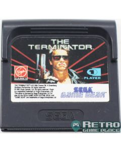 Jeu The Terminator pour Game Gear