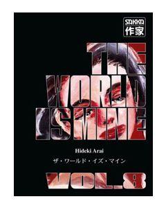 Manga The World is Mine tome 8
