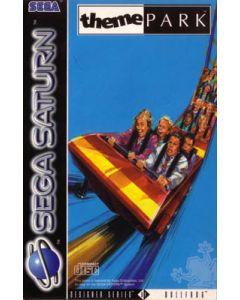 Jeu Theme Park pour Sega Saturn