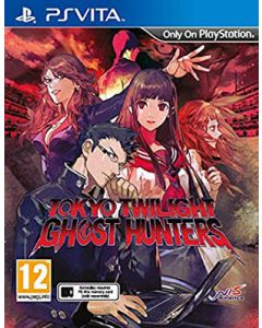 Jeu Tokyo Twilight ghost hunters pour PS Vita