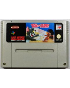 Jeu Tom and Jerry pour Super Nintendo