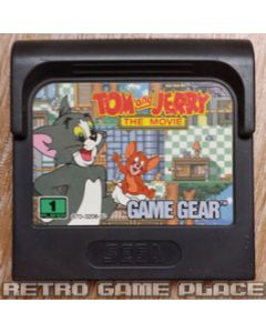 Jeu Tom and Jerry the Movie pour Game Gear