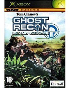 Jeu Tom clancy's Ghost Recon Island Thunder pour Xbox